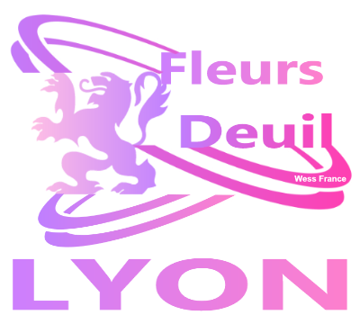 Fleurs deuil Lyon